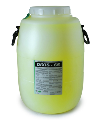 Антифриз Диксис 65 50 литров