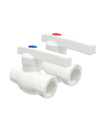 Купить кран полипропиленовый 63 мм можно в интернет магазине труб pprcshop.ru по отличной цене, здесь наличие, доставка и самовывоз.