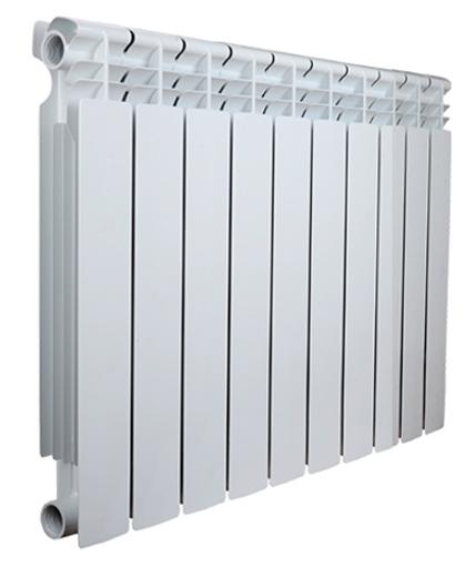 Радиатор алюминиевый 500 10 секций