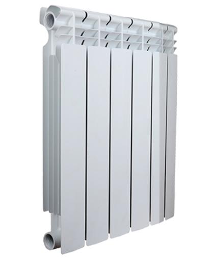 Радиатор алюминиевый 500 6 секций