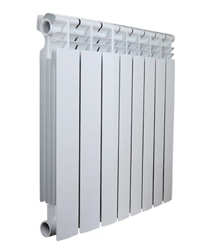 Радиатор алюминиевый 500 8 секций