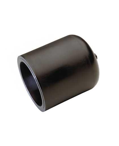 Заглушка ПЭ 90 мм