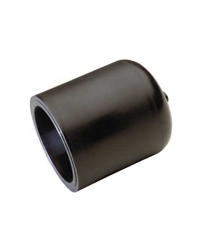 Заглушка ПЭ 125 мм