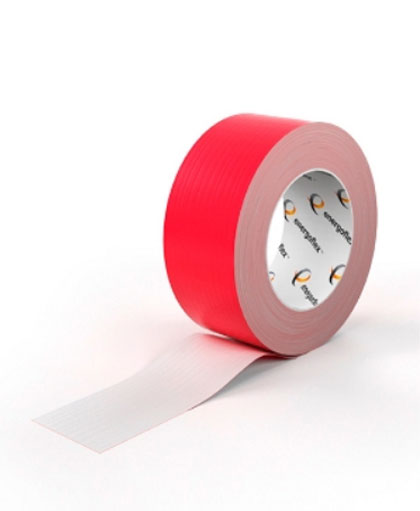 Лента Энергофлекс красная 48мм 25м