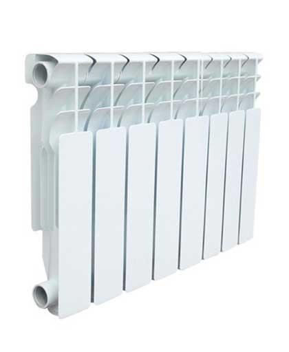 Радиатор алюминиевый 350 8 секций