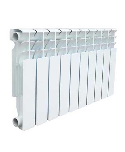Радиатор алюминиевый 350 10 секций
