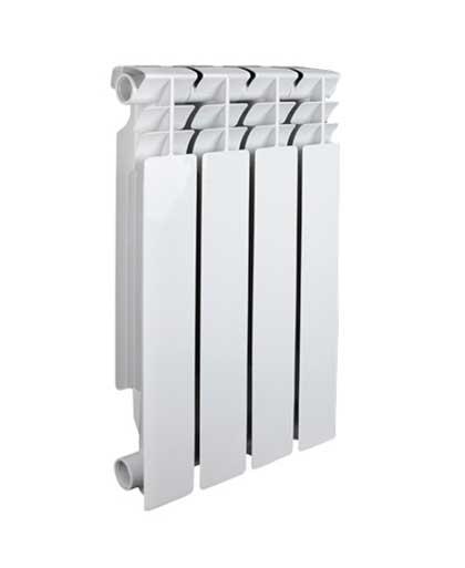 Радиатор алюминиевый 500 4 секции