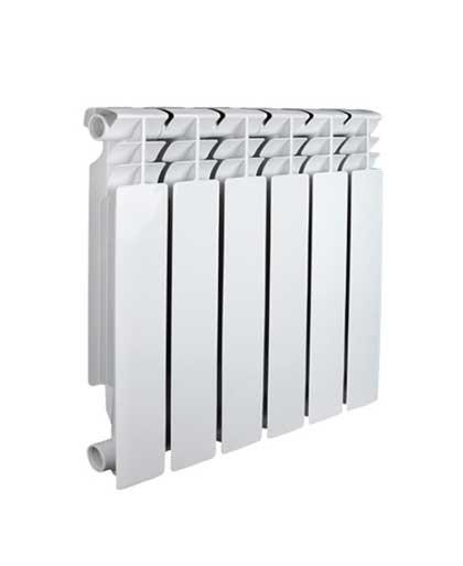 Радиатор биметаллический 350 6 секций