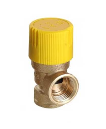 Предохранительный клапан 1/2″ (6 бар)
