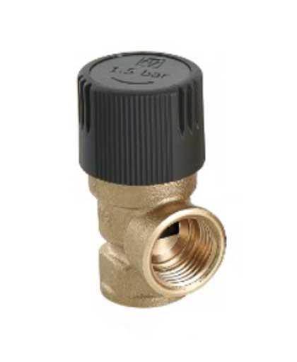 Предохранительный клапан 1/2″ (1,5 бар)