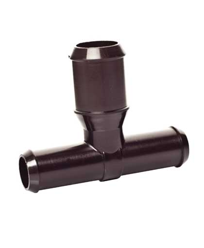 Соединитель шлангов тройной 20х25х20 (СШ-25Т20ТТ)