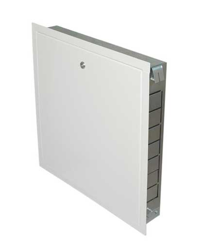 Встраиваемый шкаф коллекторный ШРВ 5