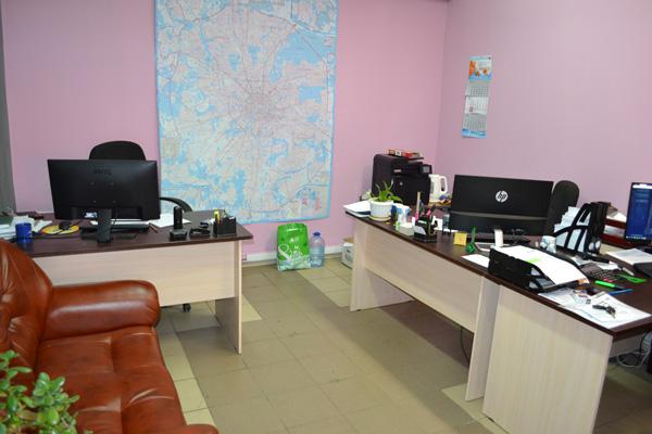 Магазин труб pprcshop.ru - Офис