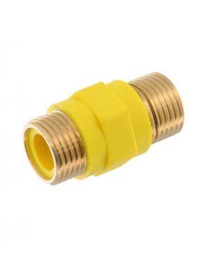 Диэлектрическая муфта для газа 1/2 наружная/наружная - купить.
