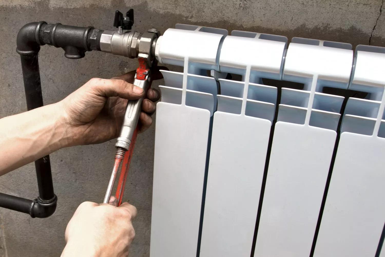 Услуги установки радиаторов отопления в магазине труб PprcShop.ru