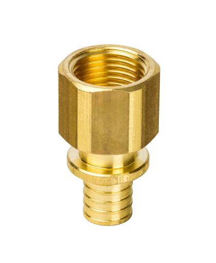 Купить переходник 16xG 1/2″ внутренняя резьба для PEX трубы STOUT можно в магазине pprcshop.ru по отличной цене с доставкой или самовывозом