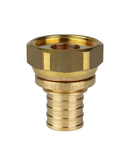Купить Переходник 20xG 3/4″ с накидной гайкой для PEX трубы STOUT можно в магазине pprcshop.ru по отличной цене, доставка, самовывоз