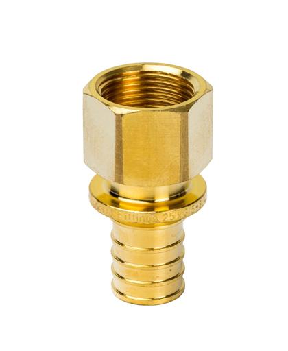 Купить переходник 25xG 3/4″ внутренняя резьба для PEX трубы STOUT можно в магазине pprcshop.ru по отличной цене с доставкой или самовывозом