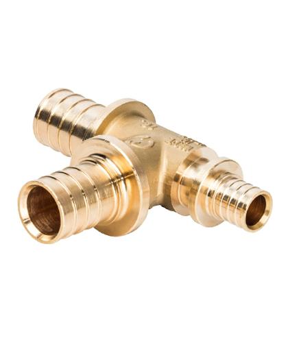 Купить тройник переходной 25x25x16 для PEX трубы STOUT можно в интернет магазине pprcshop.ru по отличной цене, доставка, самовывоз