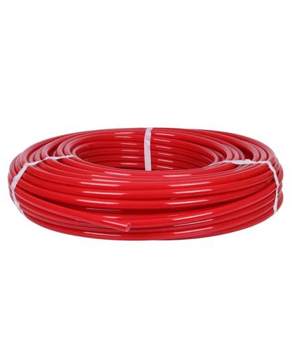 Купить Труба PEX-a из сшитого полиэтилена 20х2,0 STOUT 260 метров, красная, можно купить в интернет магазине труб pprcshop.ru по супер цене