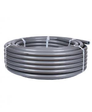 Купить Труба PEX-a из сшитого полиэтилена 32х4,4 STOUT 50 метров, красная, можно купить в интернет магазине труб pprcshop.ru по супер цене