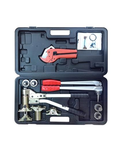 Купить комплект механического инструмента для PEХ труб STOUT (5 насадок) можно в интернет магазине pprcshop.ru по отличной цене
