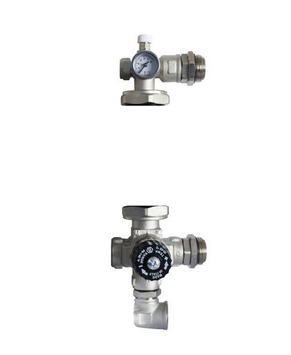 Купить насосно-смесительный узел с термостатическим клапаном (без насоса) можно в магазине pprcshop.ru по отличной цене
